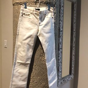Just Cavalli white jeans - new without tags.